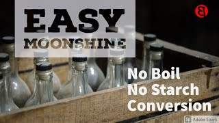 How to make Moonshine, Quİck and easy Recipe