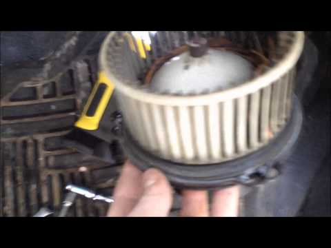 Dodge ram 2500 low air flow out the vents funnydog tv for Air hockey blower fan motor