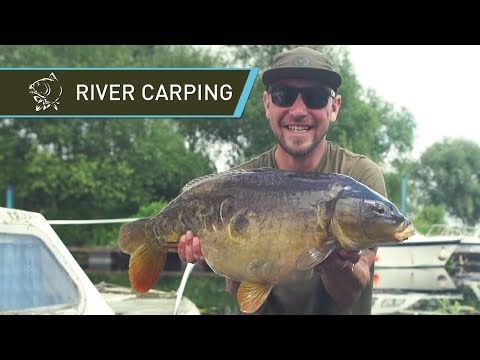 CARP FISHING ON A RIVER - New River Season, New Challenge
