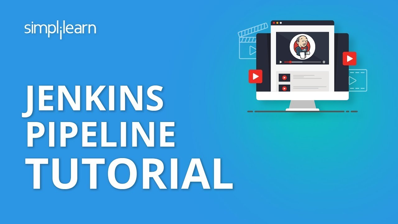 Jenkins Pipeline Tutorial | Jenkins Build And Delivery Pipeline | Jenkins  Tutorial | Simplilearn