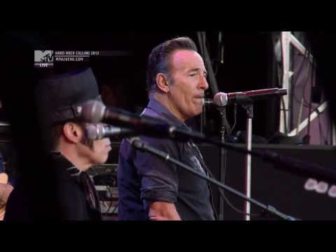 Bruce Springsteen - Cover Me / I'm On Fire - London, England (HRC) - June 30, 2013 (Pro Shot)