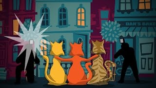 """""""Scat Cat"""" featuring Sam Payne (Cool Tunes for Kids by Eric Herman)"""