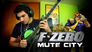 FZERO - Mute City - Johann Vargas
