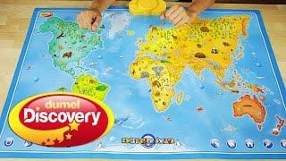 Zwierzeta Świata - Interaktywna Mapa - Dumel Discovery