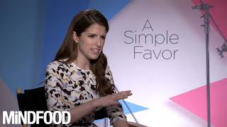 5 Minutes with Anna Kendrick