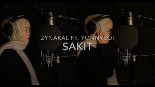 Aina Abdul - Sakit - Zynakal Ft Yonnyboi (cover) Mp3