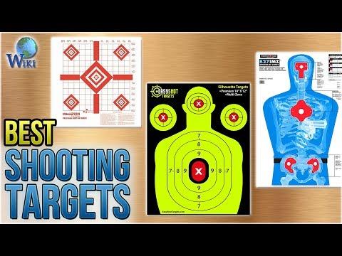 10 Best Shooting Targets 2018