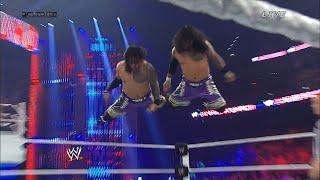 WWE Battleground 2014: Tag Team Titles The Uso