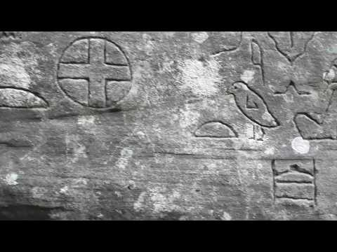 Egyptian hieroglyphs in Australia, The Gosford Glyths, were Egyptians in Australia?