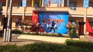 Khai Giảng THPT VIỆT ĐỨC -mashup dance