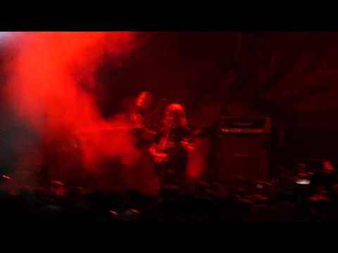 Opeth -  The Grand Conjuration (Teatro Caupolican 2012, Santiago Chile) HD 1080P