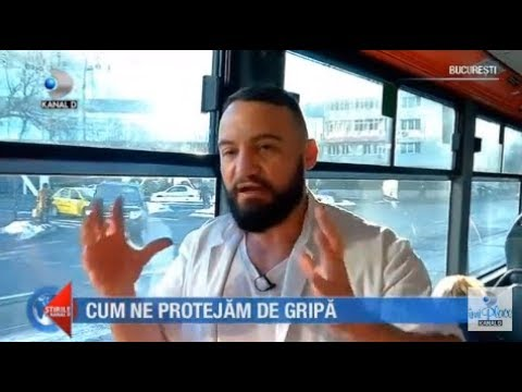 Stirile Kanal D (18.01.2019) - Cum ne protejam de gripa? Editie COMPLETA