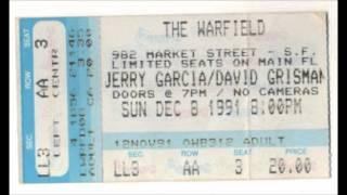 Red Rocking Chair - Garcia / Grisman - Warfield 12/8/91