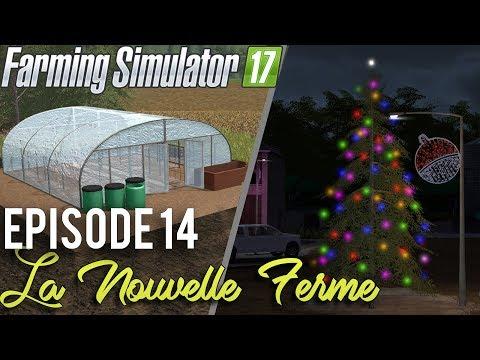 DES NOUVEAUX MODS  😍 ! La Nouvelle Ferme | Farming Simulator 17