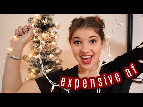 Christmas ROOM MAKEOVER | LILY KATE