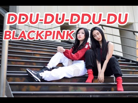 BLACKPINK DDU DU DDU DU Dance Cover By Sandrina & Shinta