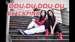 Download lagu BLACKPINK DDU DU DDU DU Dance Cover By Sandrina & Shinta