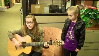 Live at KX 94.7 -- Lennon and Maisy Stella - When Your Mind