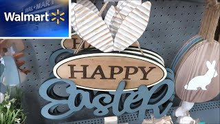WALMART EASTER DECOR 2019🐰