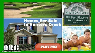 Hunters Creek Real Estate | Homes For Sale | Orlando Realty