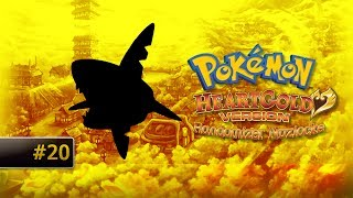 Pokemon HeartGold Randomizer Nuzlocke #20 cpHei himself?