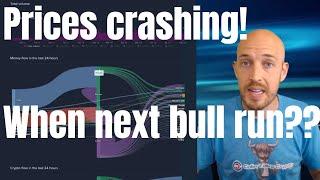 Prices crashing! When next bull run??