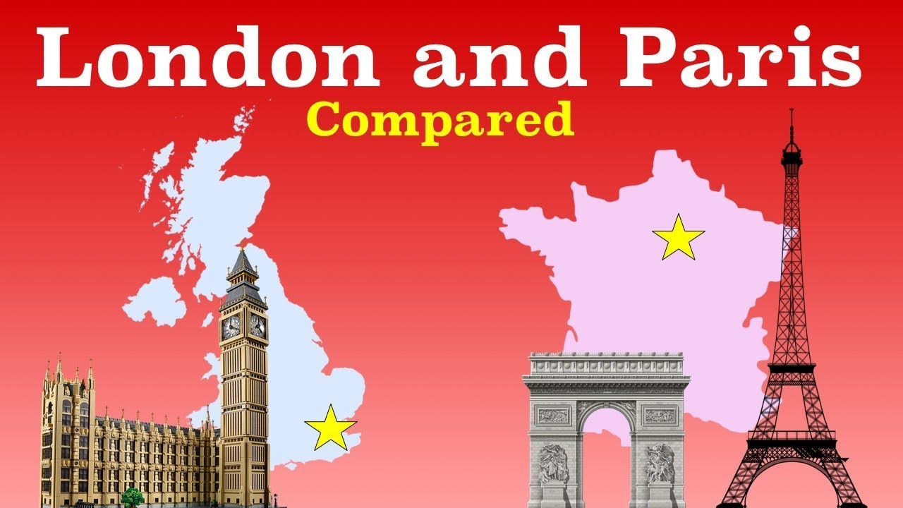 479696f649c90 London and Paris Compared - YouTube