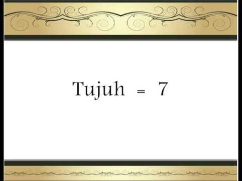 Learn Malay Language (Bahasa Melayu) 2