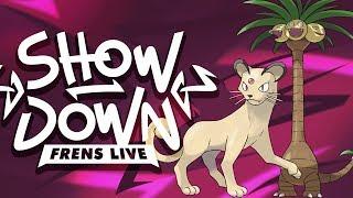 """EGGY SUSPECT + ASSIST BOOMBURST"" Pokemon Ultra Sun & Moon PU Showdown Live w PokeaimMD, Key & Gator"