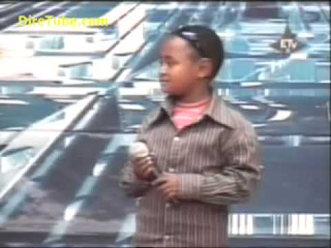 Ethiopian Idol 2009 Mekele - Amazing and Funy kid