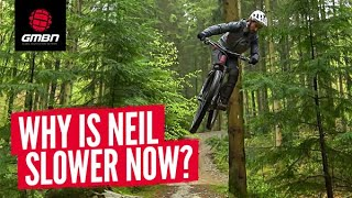 Why Is Neil Donoghue Much Slower Than He Used To Be?