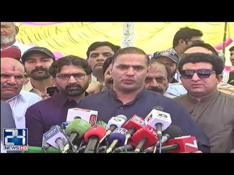 Abid Sher Ali Lashes out at Imran Khan and Sheikh Rasheed