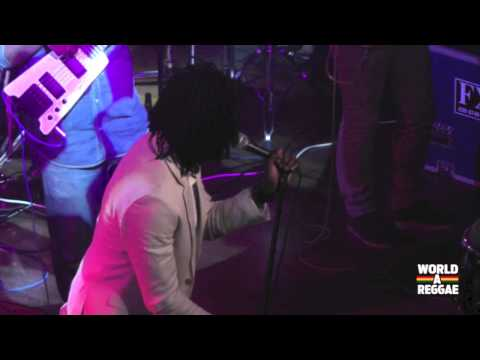 Chronixx - Ain't No Giving In - Live at The Scala London October 13, 2013