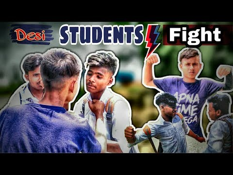 Desi Students Ke Drame | Or Fight  | Vine | We Are One | Paagal Youtubers || PY || Comedy Video