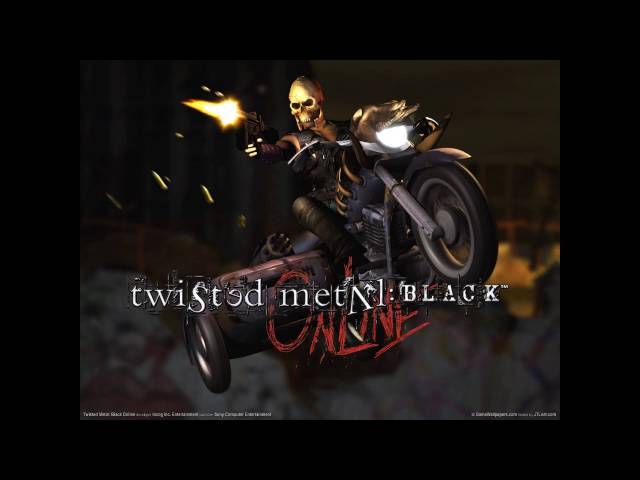 Twisted Metal Black - Junkyard (Extended)