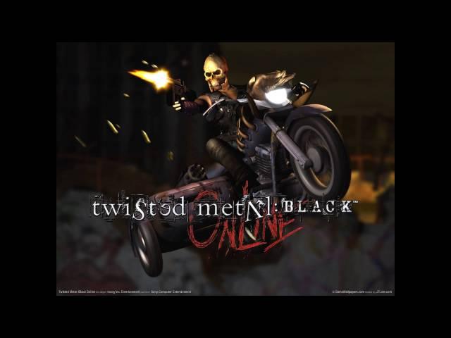 Twisted Metal Black - Junkyard (Extended)