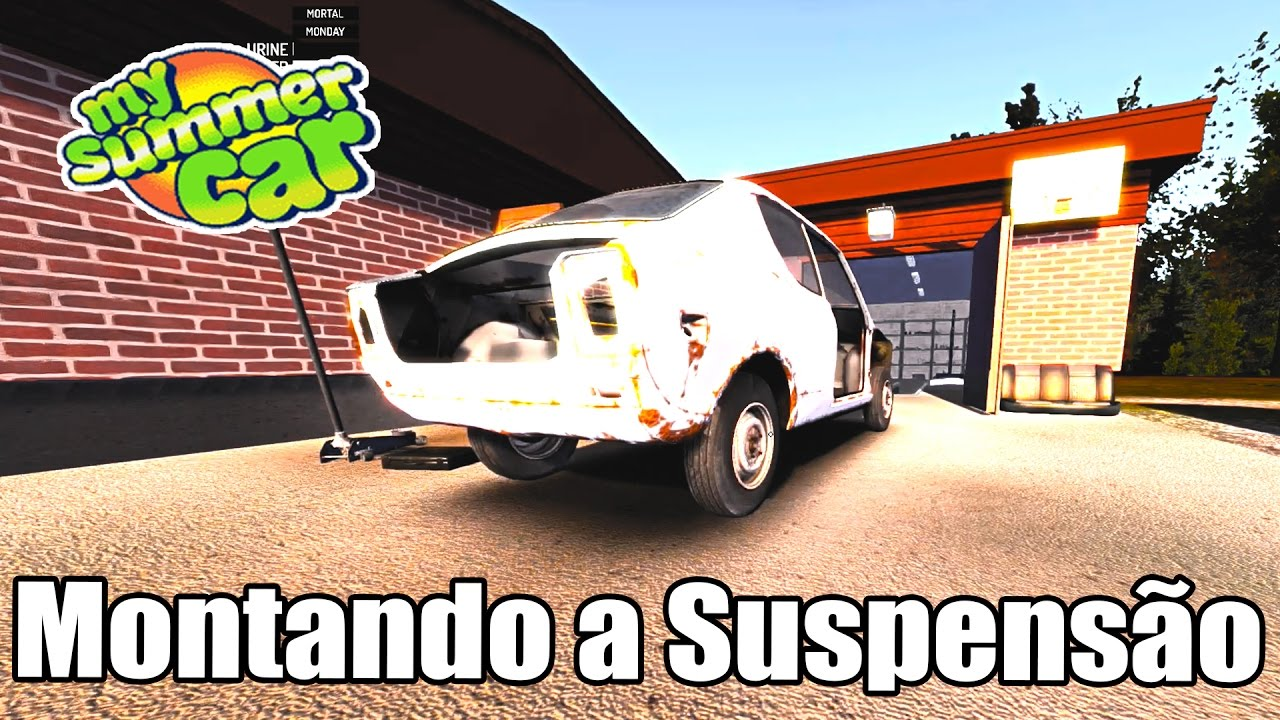 my summer car how to drive truck