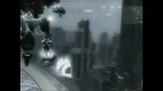 Armored Core 4 PlayStation 3 Video - Crossing the river