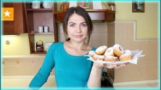МАМИНЫ ТВОРОЖНЫЕ ПОНЧИКИ - рецепт без яиц от Мармеладной Лисицы