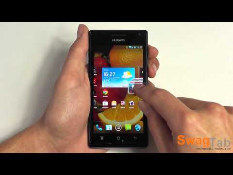 Hands-On: Huawei Ascend P1 | SwagTab