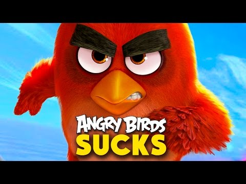 Does The Angry Birds Movie ACTUALLY Suck?