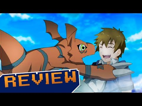 Digimon Tamers 2018 - Review/Critica -