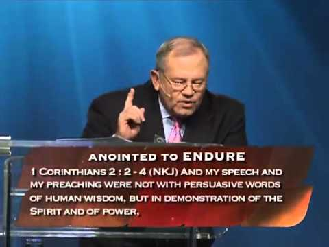 Pastor Ray McCauley - Anointed to endure, Part 4