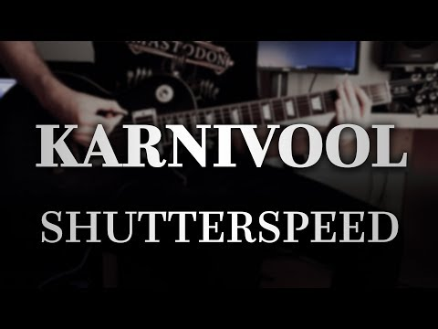 Karnivool - Shutterspeed (Guitar Cover with Play Along Tabs) mp3