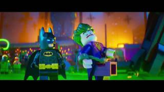 Lego Batman Movie funny bloopers
