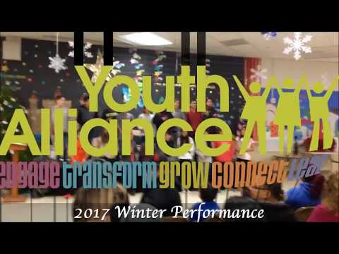 Youth Alliance | 2017 Winter Performance at Rod Kelley Elementary School