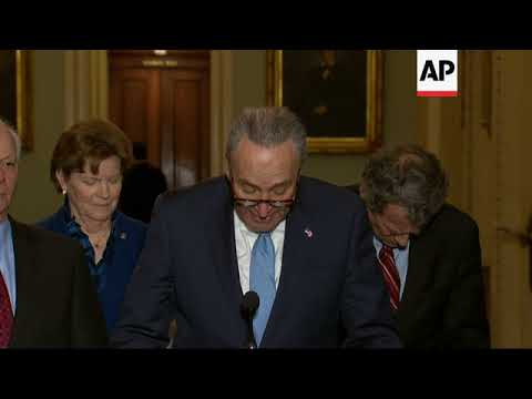 Schumer: Trump Owes 'Some Answers' About Russia