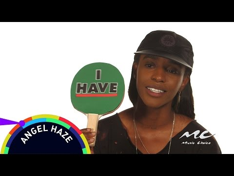 Music Choice Games: Angel Haze - Never Have I Ever