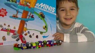 ТОМАС и его друзья. Паровозики играют в гонки. Видео для детей Thomas and friends.