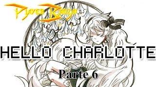 Hello Charlotte EP1 - RPG Maker Horror Game PT-BR - Parte 6 - Voltei no tempo?